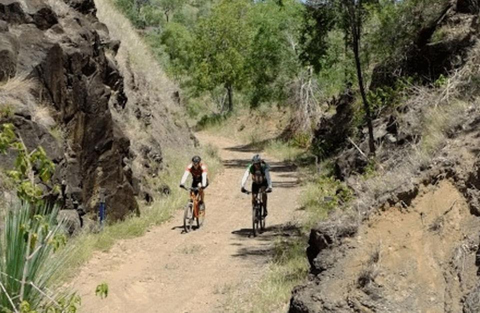 Brisbane Valley Rail Trail + Scenic Rim Hike