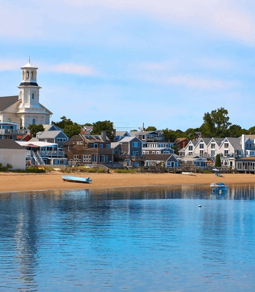Spend several days in this charming town in the heart of Cape Cod