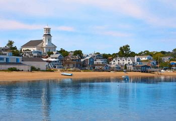 Cape Cod Bicycle Tour, Massachusetts