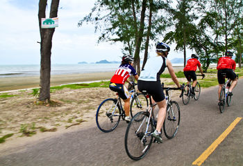 Bicycling Bangkok to Phuket