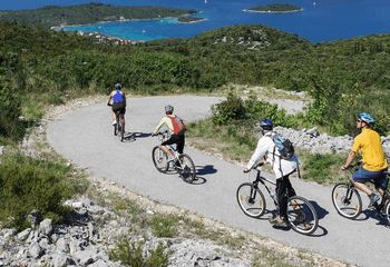 Cycle the Dalmatian Coast