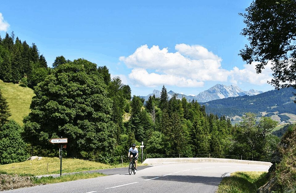 France Biking Tours of Chamonix & the Alps