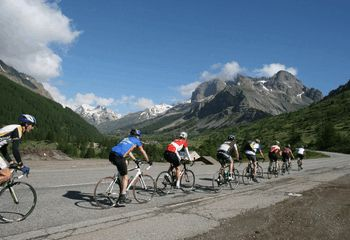 Alpine Cols of the Tour de France