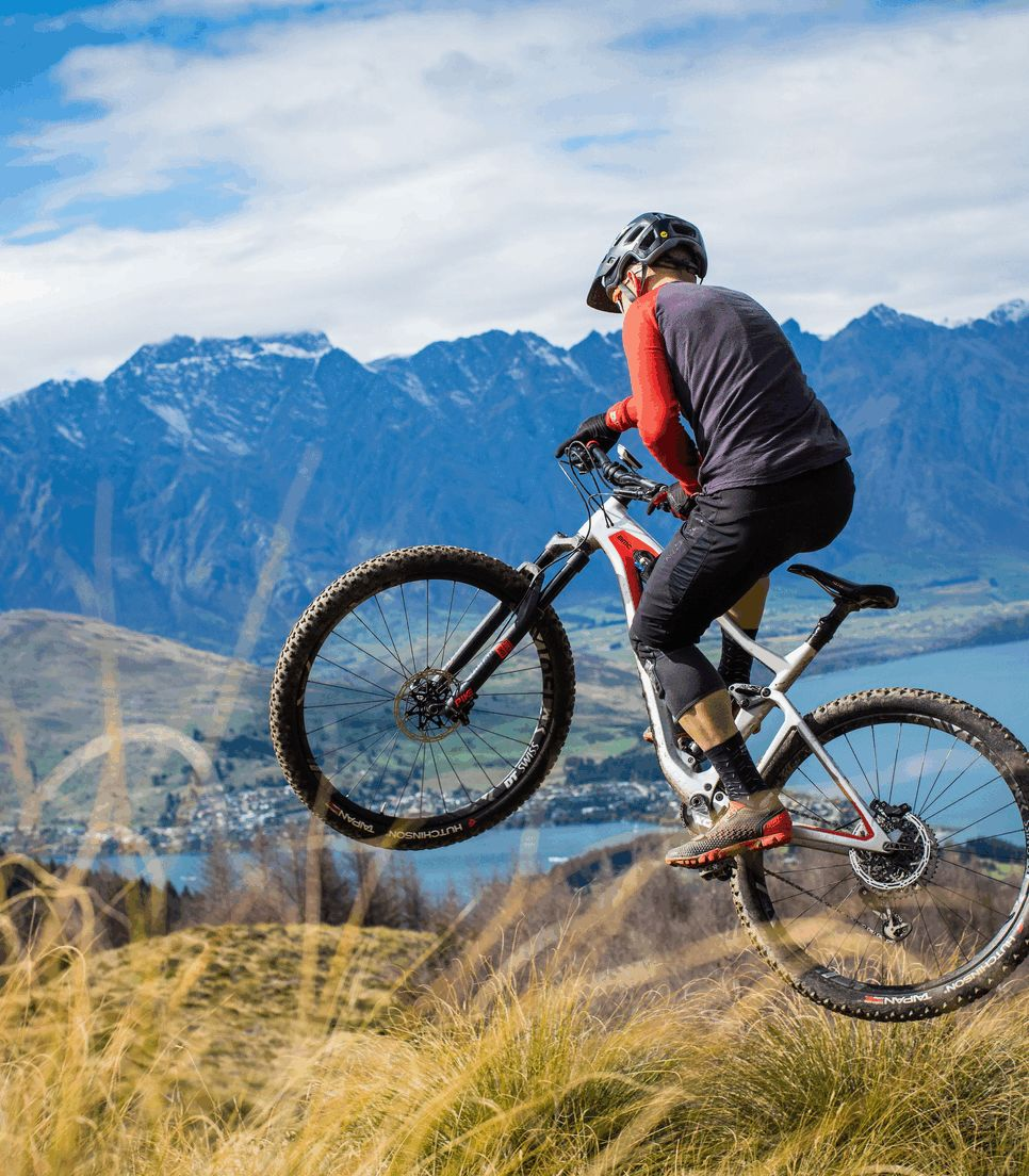 Enjoy unforgettable MTB experiences in New Zealand