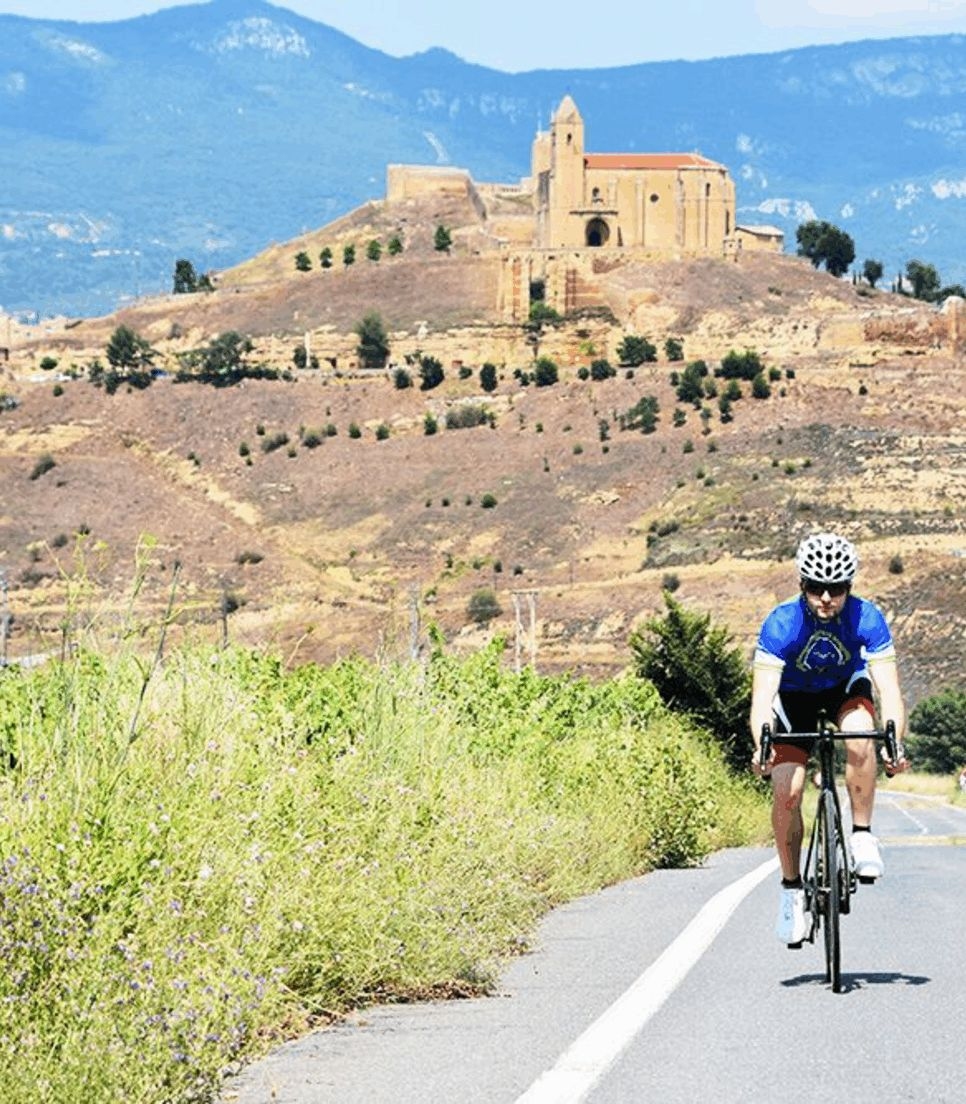 Cycle through some unique and exquisite scenery on this tour