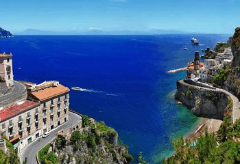 Biking Tours of Italy: The Amalfi Coast