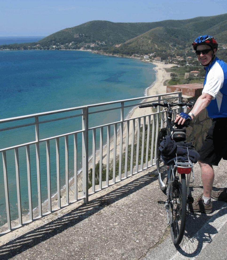Discover the magnificient Italian coastline