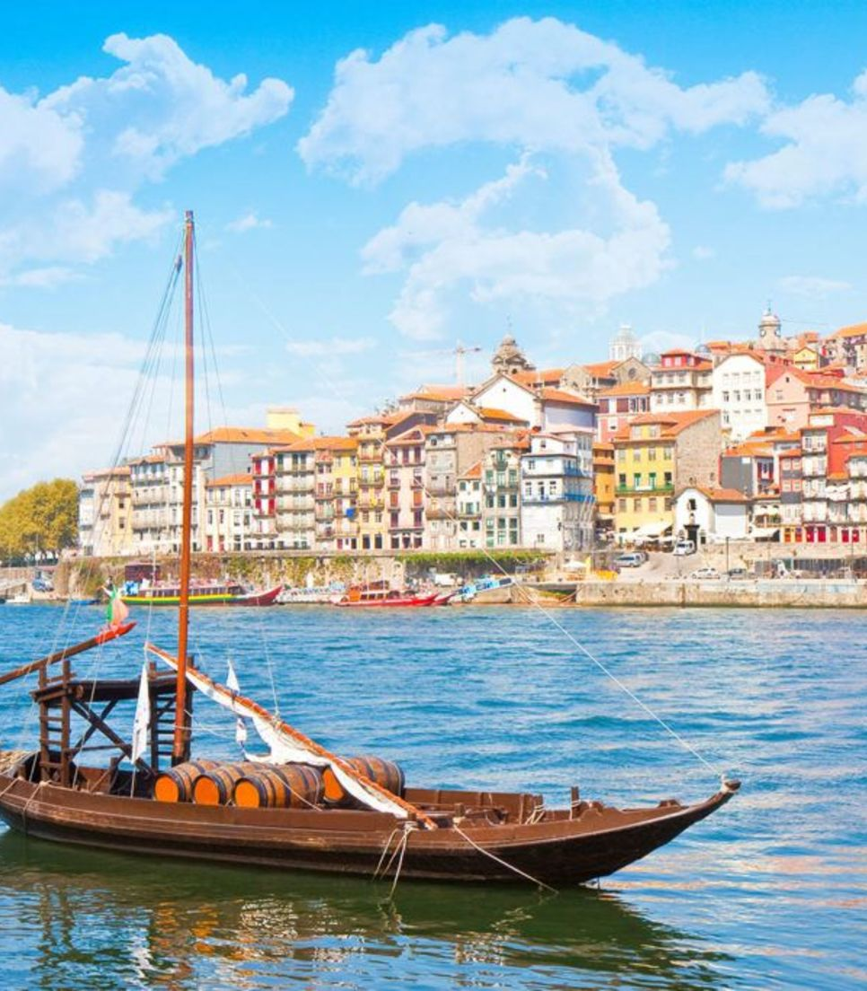 Discover varied and stunning landscapes on this tour of Portugal