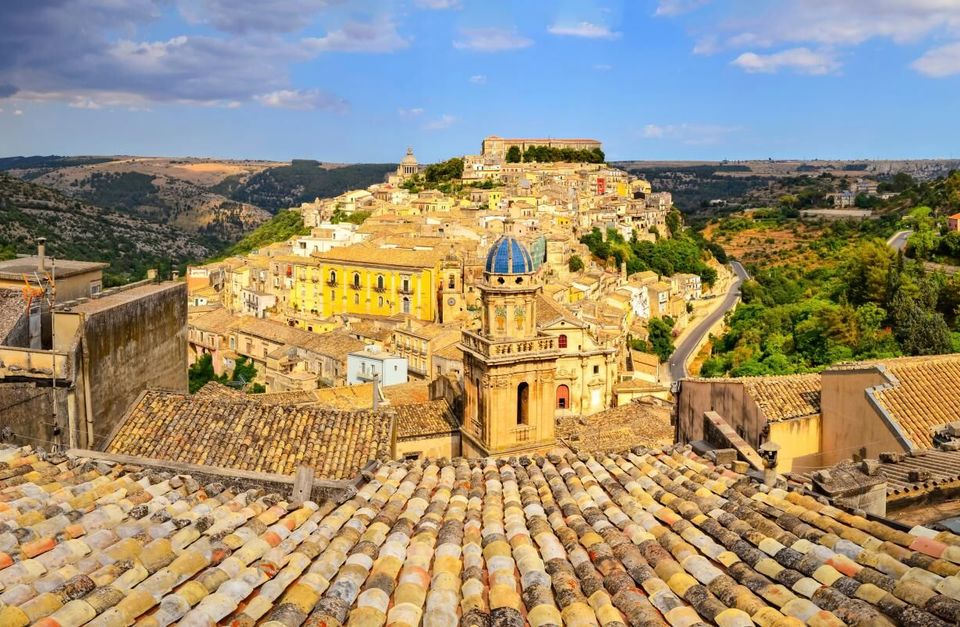 Cycling Touring Italy's Islands - Sicily