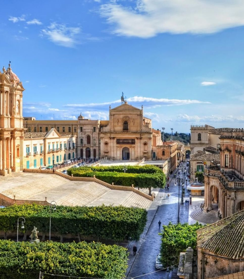 Discover Sicily on a fantastic cycle tour