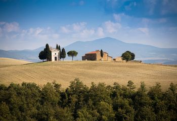 Bike Tours Tuscany: Siena & Chianti
