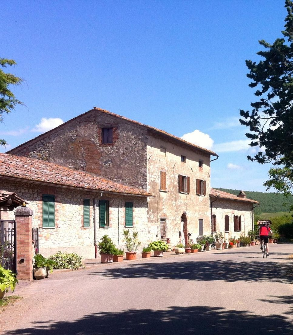 Cycle through the heritage of Tuscany