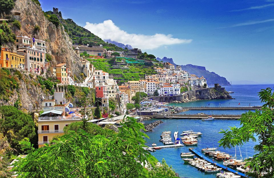 Italy Coast to Coast Ride: Puglia to Sorrento