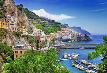 Italy Coast to Coast Ride: Puglia to Sorrento