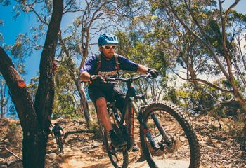 Flinders Ranges by Bike