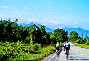Road Cycling Bangkok to Phuket