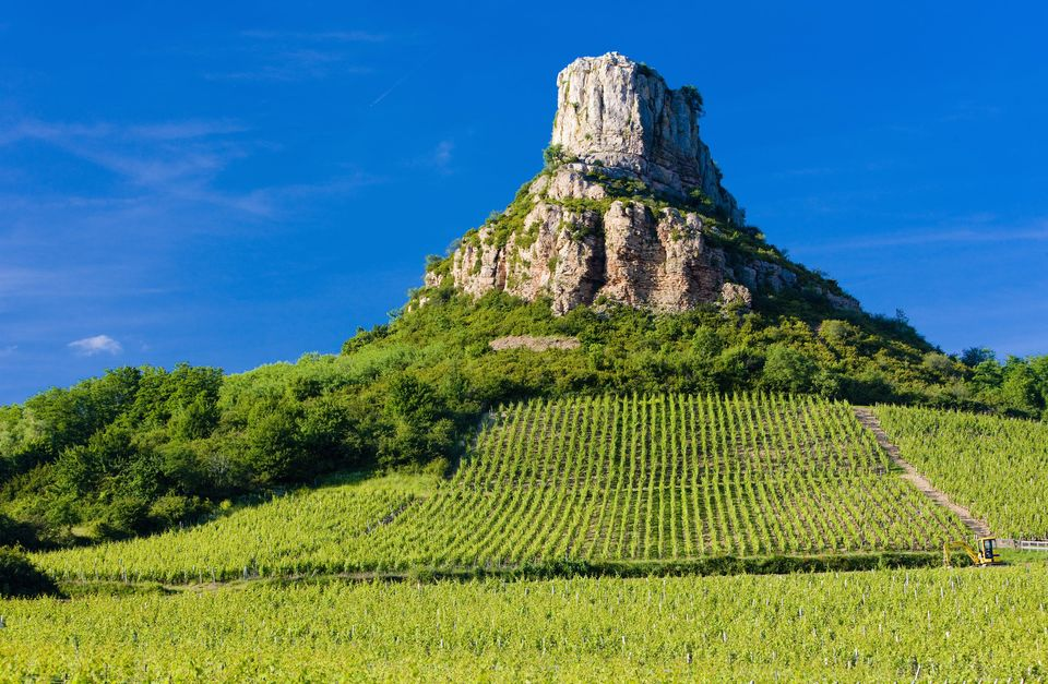 Burgundy Wine Trails and Green Ways