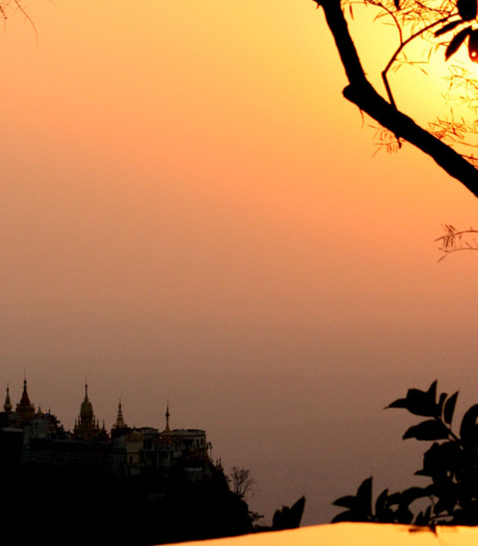 Delve into a scenery full of pagodas, stupas and temples