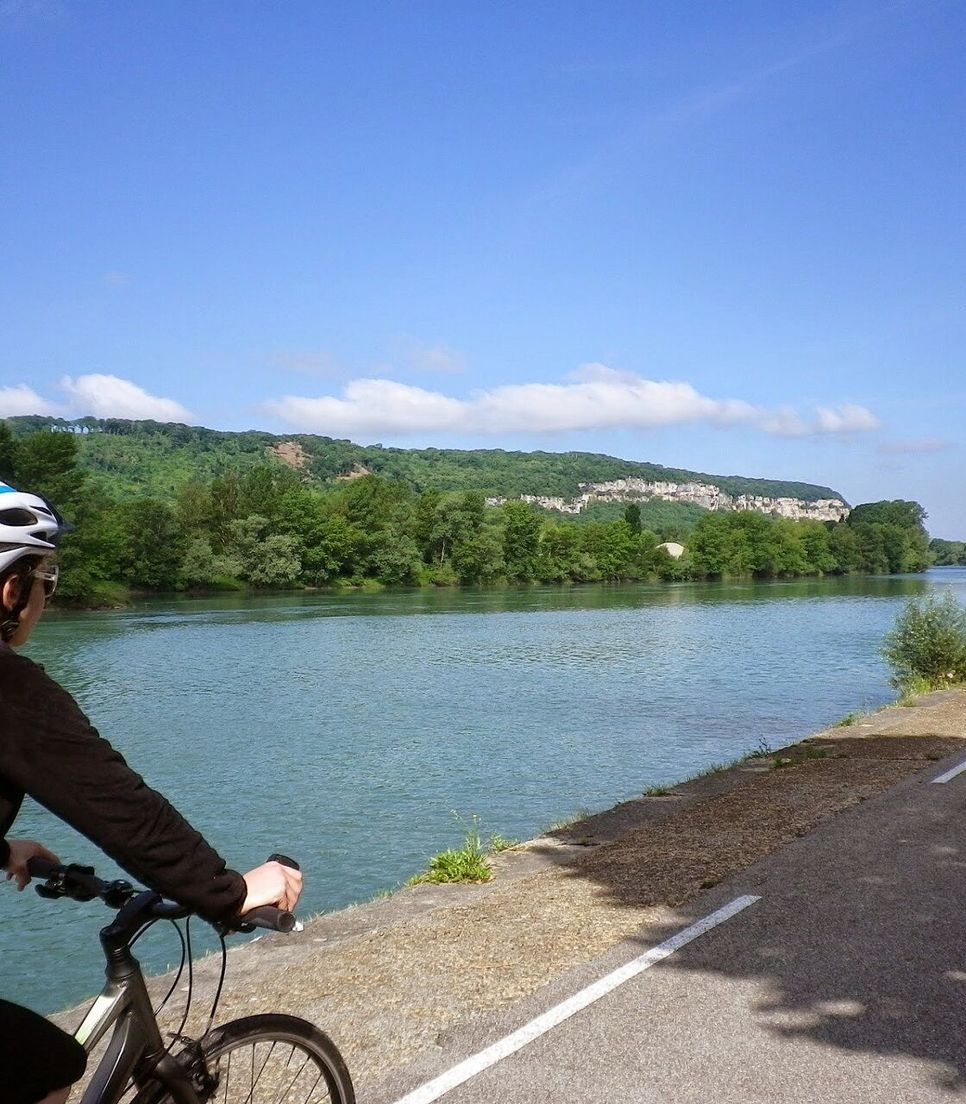 Explore France and French Switzerland by bike