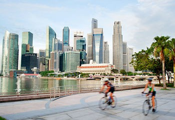 Thailand to Singapore by Road Bike