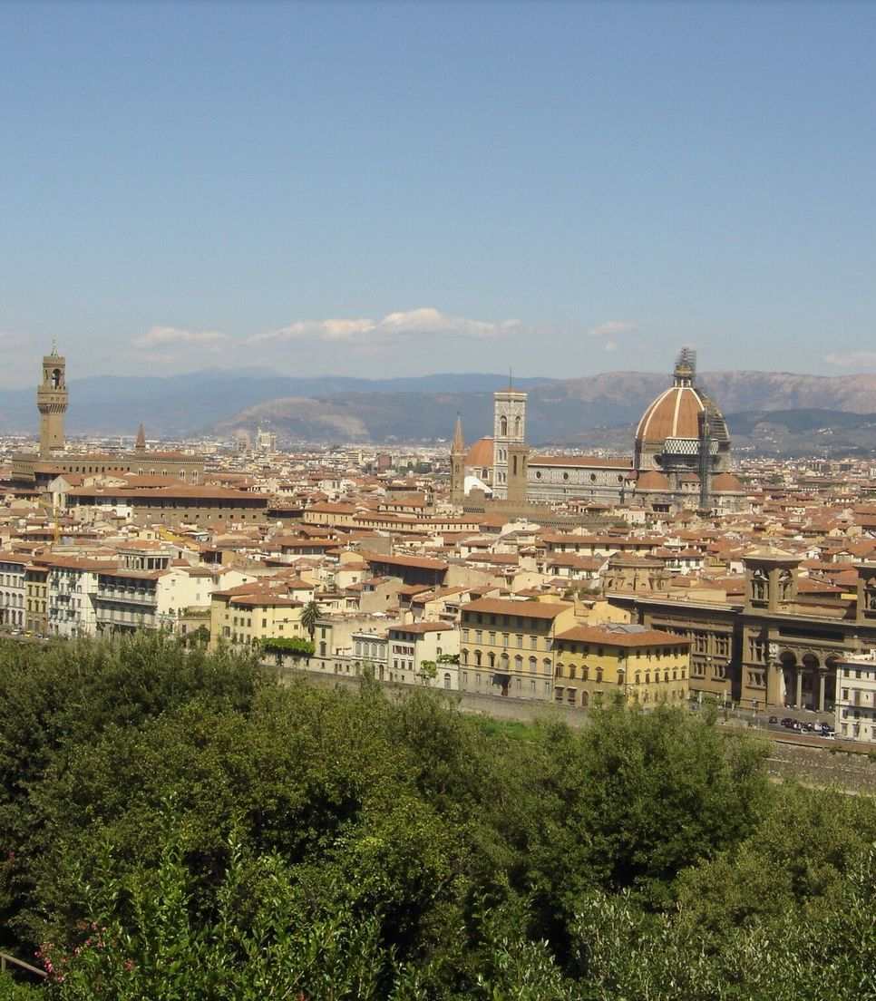 Discover Florence on the final few days of the tour