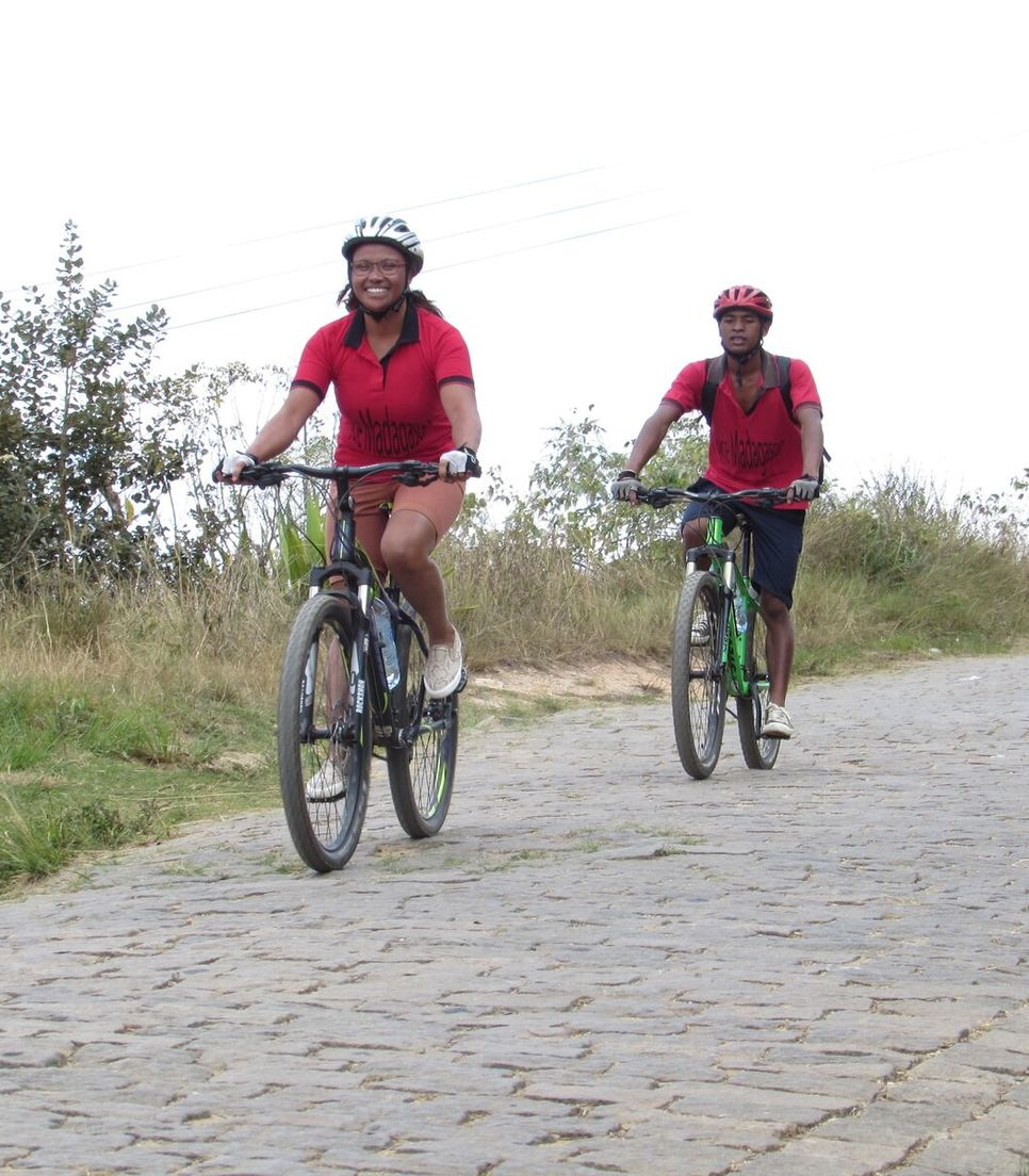 Cycle tour Madagascar and enjoy this diverse country