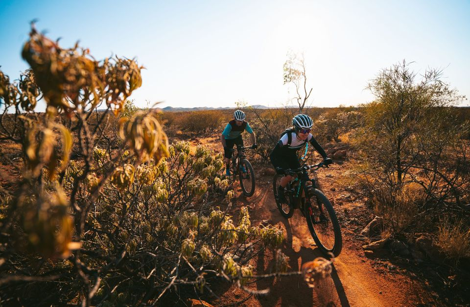 Outback Sunrise Bicycle Tour