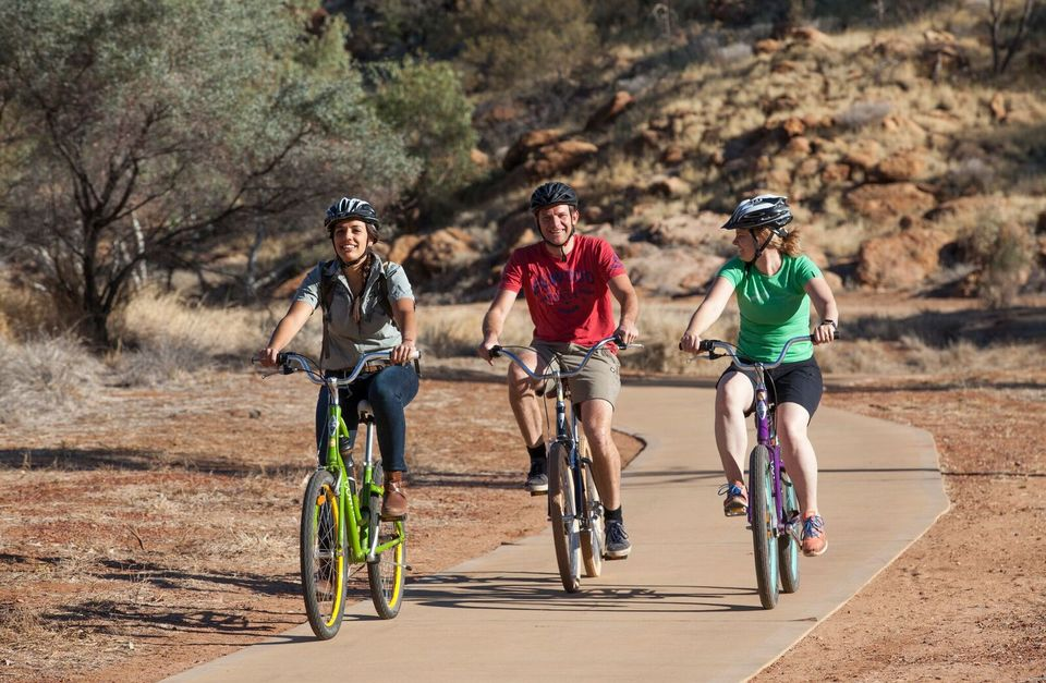 Alice Springs Bicycle Day Tour