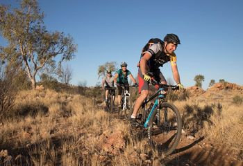2 day Outback Cycling Tour