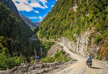 Cycle Tour Chile: Southern Austral Road