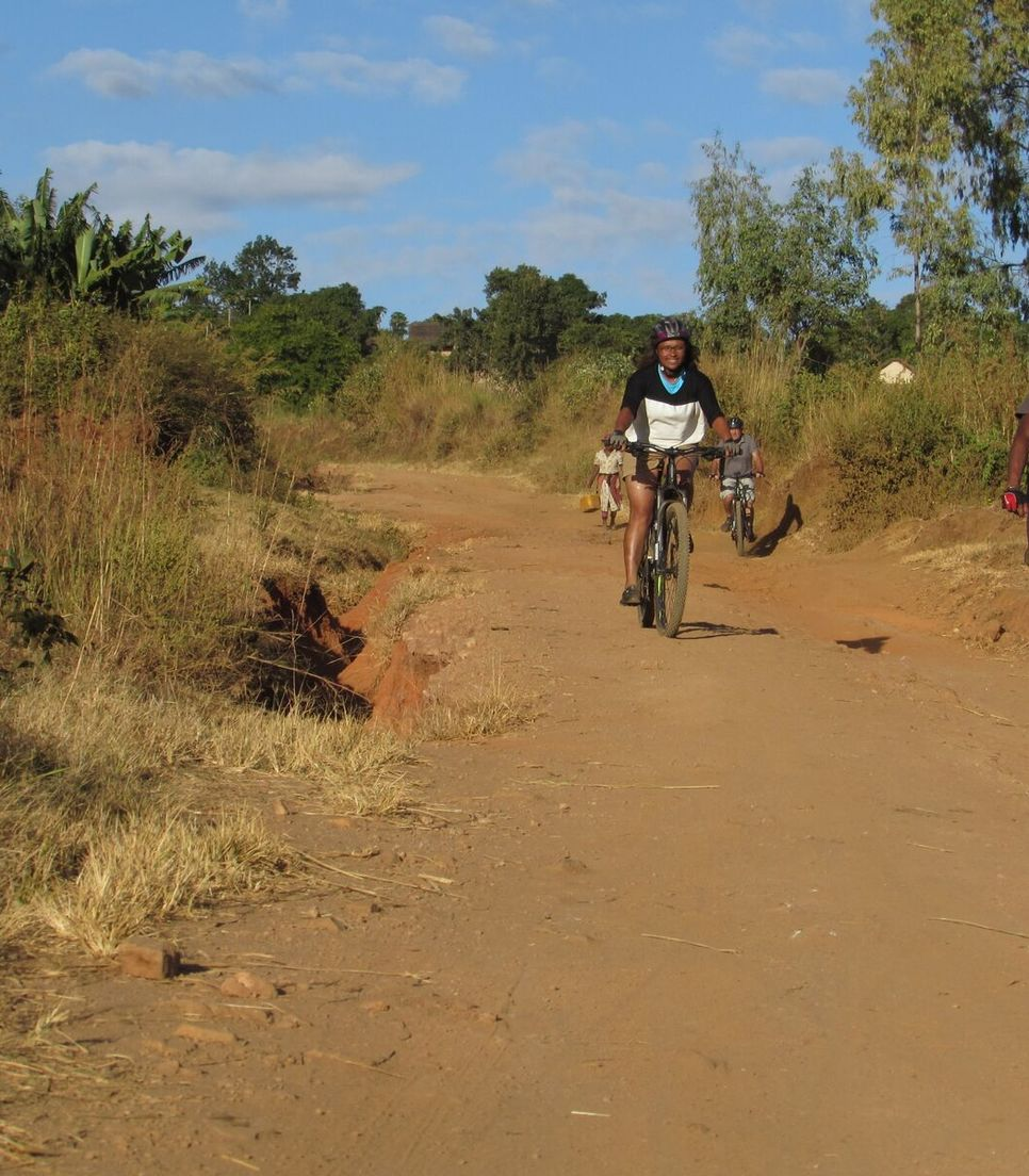 Cycle this diverse country and get to know the real Madagascar
