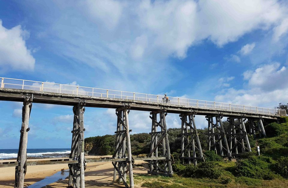Grand Gippsland Cycle Tour Express