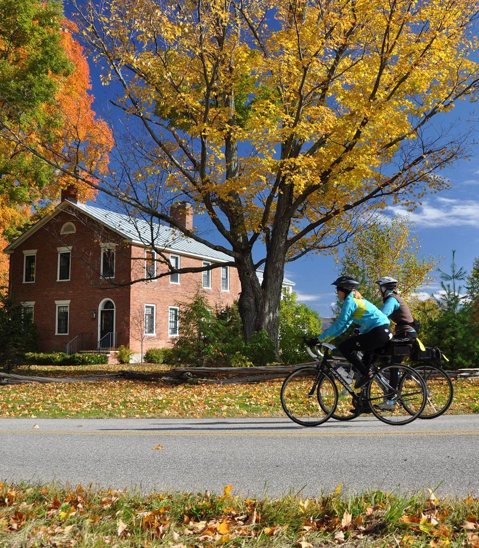 Discover the heritage and beauty of Vermont
