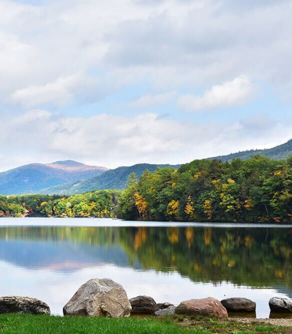 Discover the peaceful surrounds of Lake Champlain