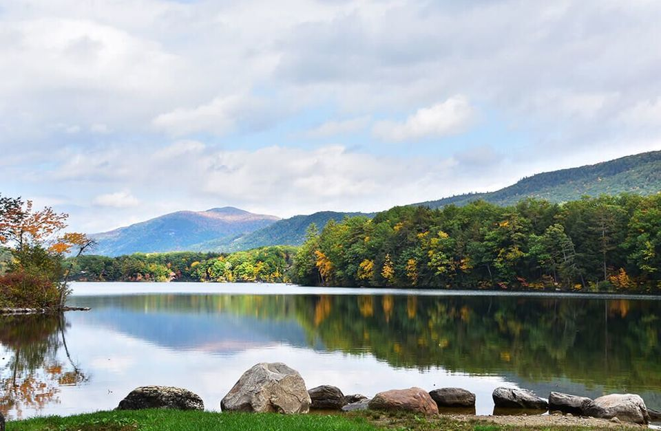 Vermont Bicycle Tours: Lake Champlain Valley