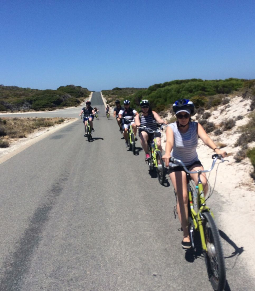 Discover Rottnest Island by leisurely e-bike