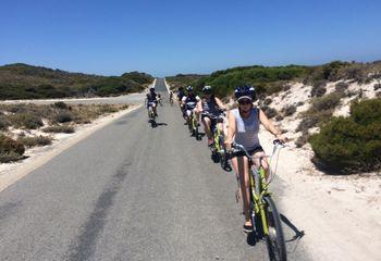 Rottnest Island E-bike Tour