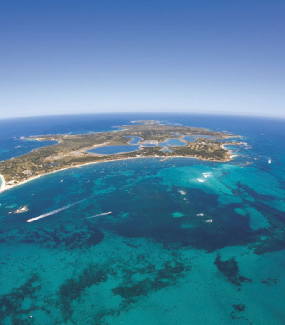 Visit this lovely island, off the coast of Perth, and enjoy a guided day cycle tour