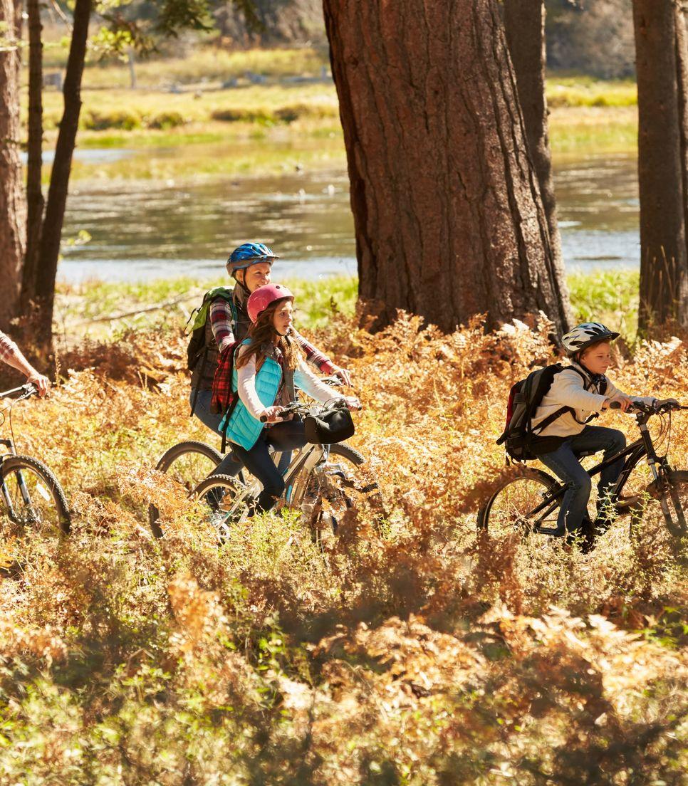 Embrace a family cycle tour of Australia's Gippsland region