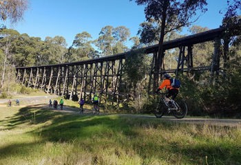 East Gippsland Family Rail Trail Tour