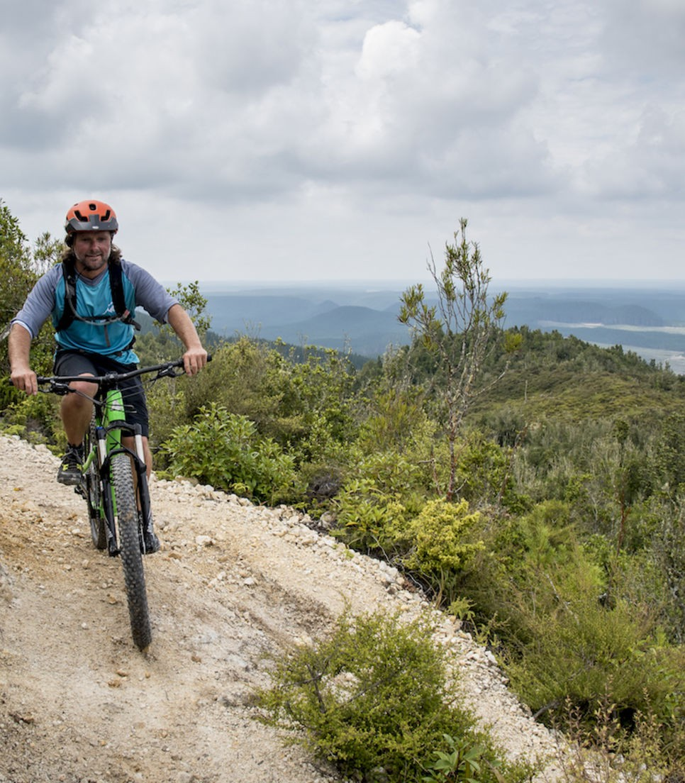 Enjoy a 7 day ride of the North's best spots