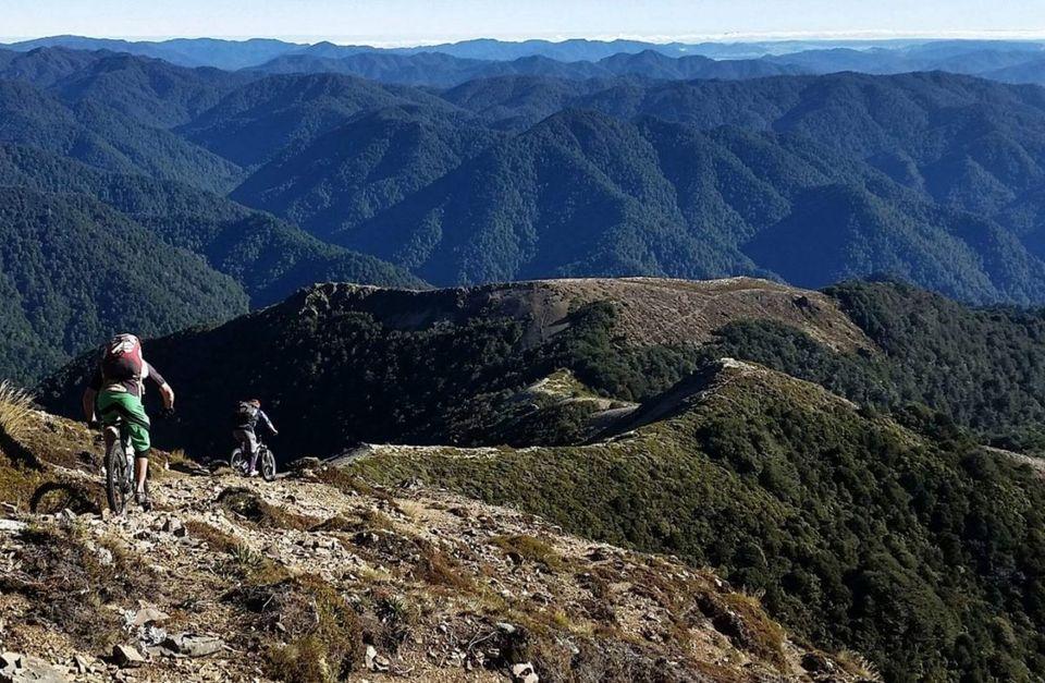 New Zealand: MTB Journey of the North Island