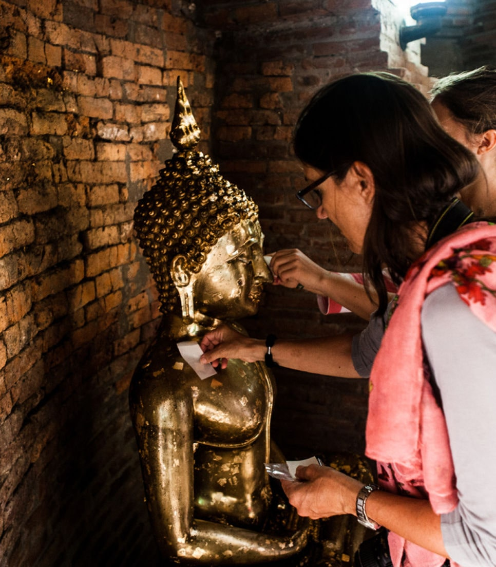 Get to know Thailand's culture