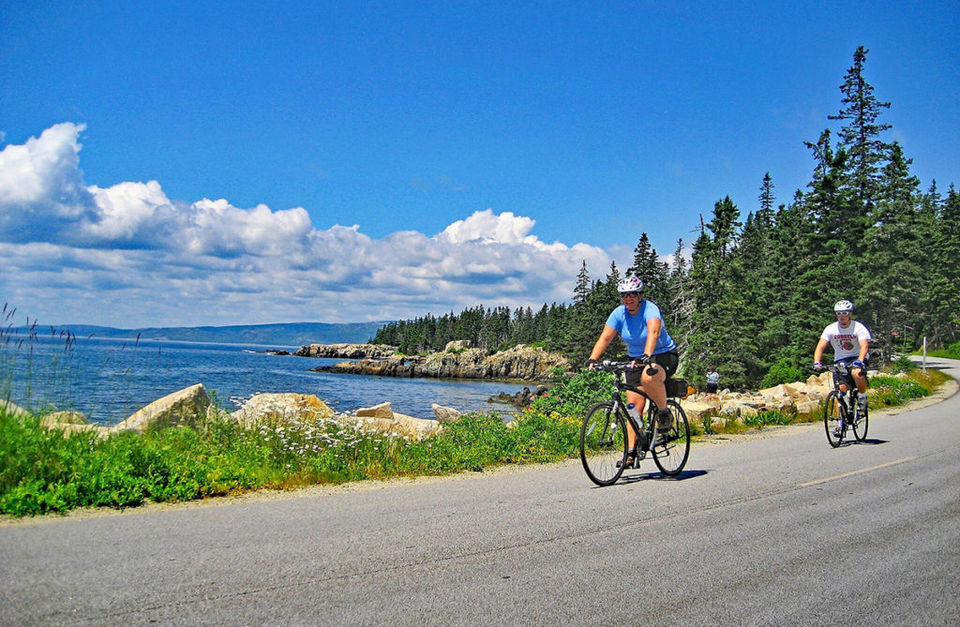 Maine: Acadia National Park & Bar Harbor