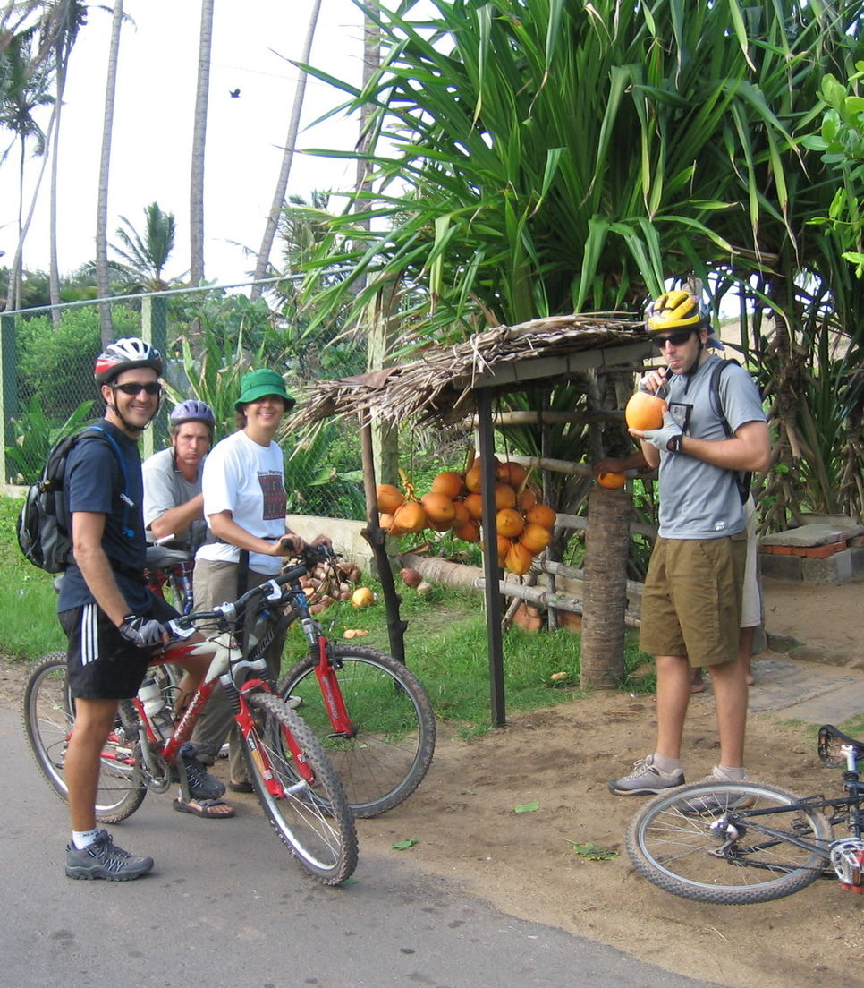 Enjoy the quirks of cycling through this overlooked holiday destination