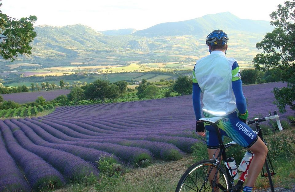 Cycling France - Tour Upper Provence (Option A+)