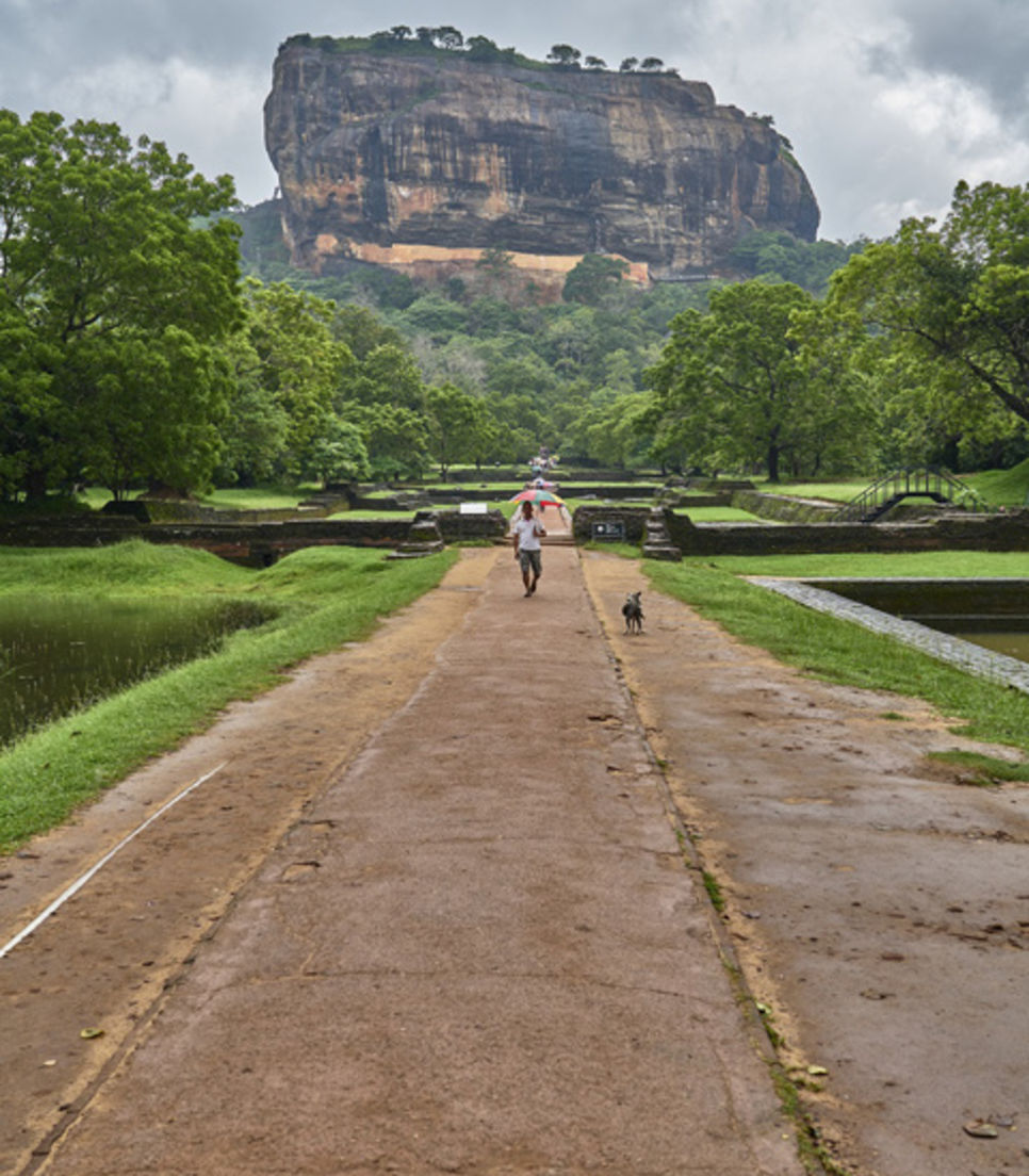 Climb one of Sri Lanka's most iconic structures