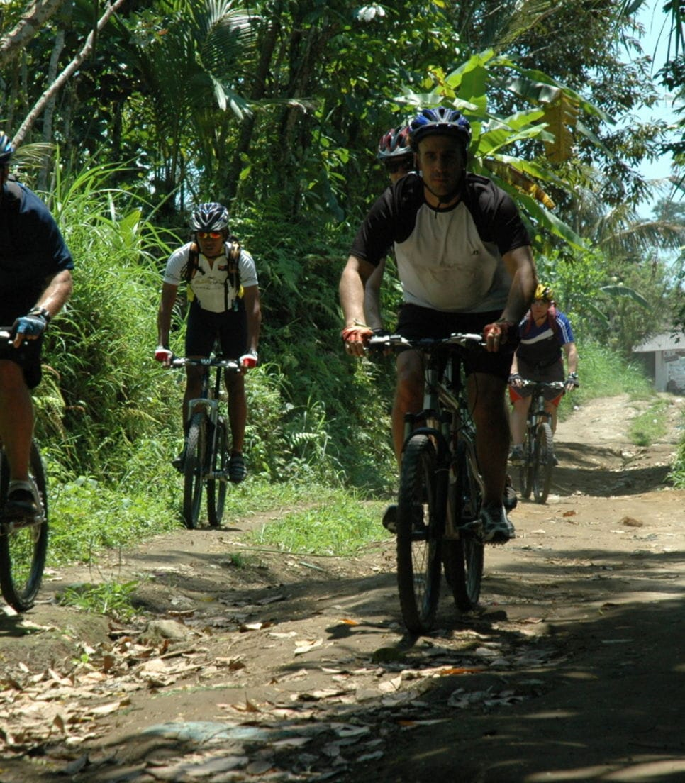 Share the road with fellow adrenaline seekers on two wheels