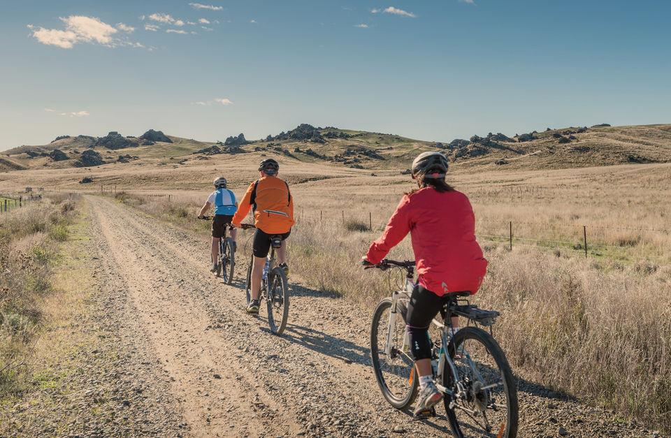 Gourmet Rail Trail Cycle Tour