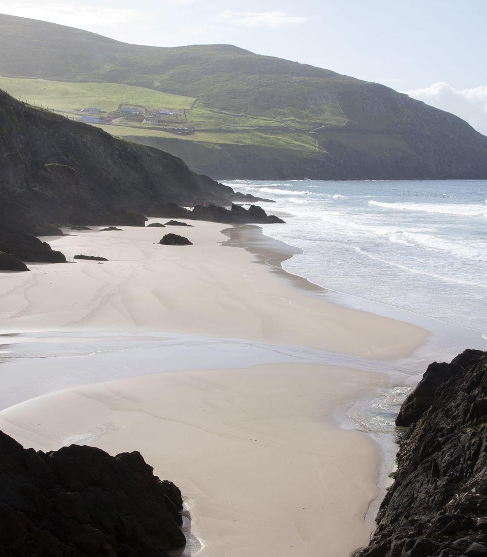 Enjoy the windswept wilds of Ireland